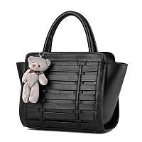 Женские сумки с брелоком оптом 6539