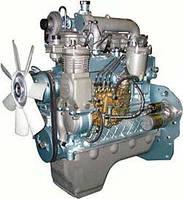 Двигатель ЗИЛ 130, ЗИЛ 131 - 108,8л/с дизель Д245.12С-231М пр-во ММЗ с к-том ЗИП для переоборудовани