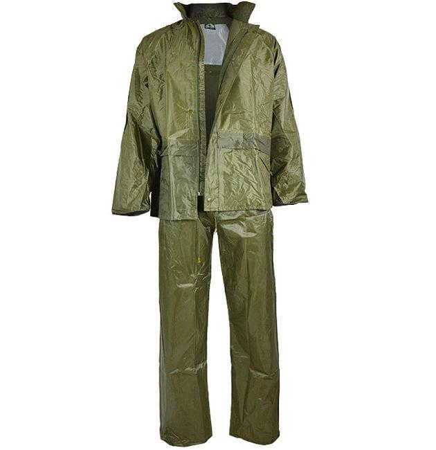 Дождевой костюм MilTec Olive 10625001