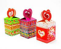 """Подарочная коробка для небольших товаров """"Love"""""""