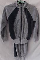 Спортивный костюм детский велюровый