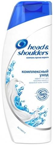 Шампунь Head&Shoulder 200 мл Комплексный уход