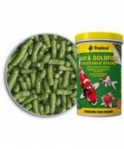 Корм для прудовых рыб KOI & Gold SPIRULINA ST. 21L/2.5kg TROPICAL