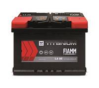 Аккумулятор автомобильный FIAMM TITANIUM black 6СТ- 95Аз 850А R