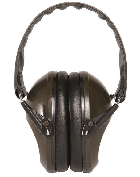 Наушники пассивные MilTec Olive 16242001