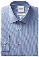 Рубашка Ben Sherman Slim Fit, N17 S34/35, Blue, 33502608-400