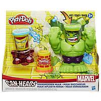 Набор для творчества и пластилин Битва Халка Play-Doh