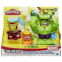 Игровой набор Play Doh Битва Халка Hasbro B0308