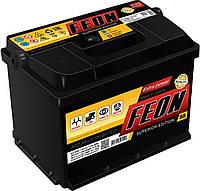 Аккумулятор автомобильный FEON 6СТ- 60Aз 540А A1 L
