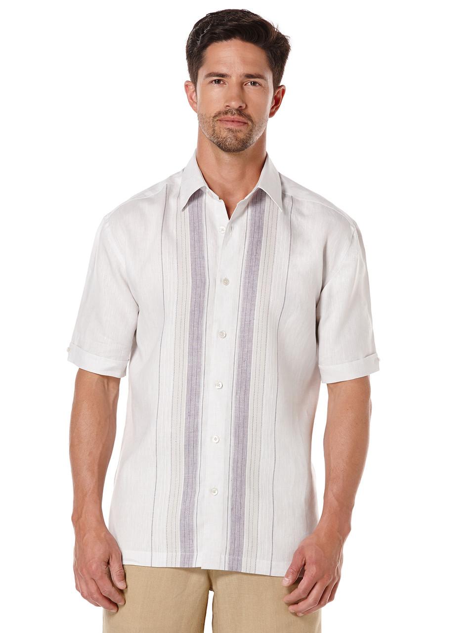 Рубашка Cubavera, L, Bright White, CUWH5015DS