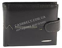 Cтильный классический кошелек с натуральной качественной кожи  SALFEITE art. 55173SL-N черн, фото 1