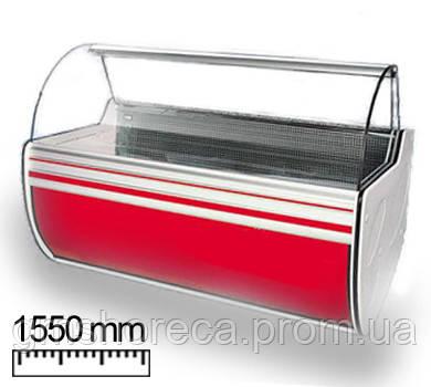 Холодильная витрина Cold NEVADA 15 (w-15-sgsp)