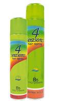 """Лак """"4 Seasons"""" Extra Hold 265 мл"""