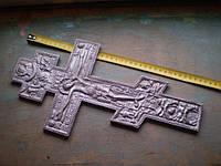 Крест настольный большой. 37х19.5 см.