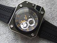 = UHR-KRAFT AirCop Cube Quartz Alarm = 14403/6 =