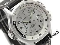 = Hamilton Khaki Navy GMT Auto = H77625853 =