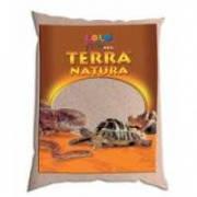 LOLOPETS Terra Natura песок для террариумов 1,5кг