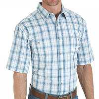 Рубашка Wrangler, XL,Grey, RWS82GY