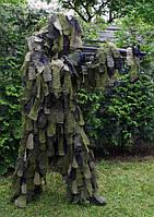 Маскировочный костюм MilTec Ghillie OAK LEAF 3D 11961520