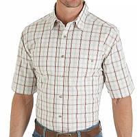 Рубашка Wrangler, M, Khaki, RWS83KH