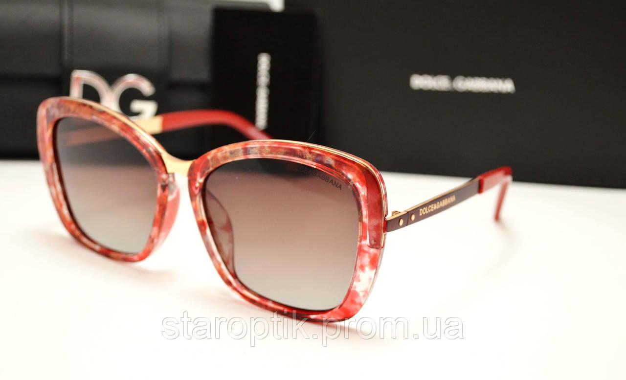 9cc63653065a Солнцезащитные очки Dolce   Gabbana DG 15174 красный цвет - Star Optik в  Одессе