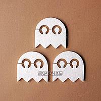 Пенопластовые фигурки для декорирования привидение, 10 см