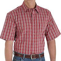 Рубашка Wrangler, M, Red, RWS77RD