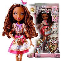 Кукла Ever After high Matte Сидар Вуд Покрытые сахаром Эвер Афтер Хай Cedar Wood Sugar Coated