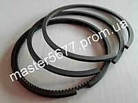Комплект поршневых колец 3 шт для компрессора D=80
