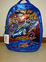 Рюкзак школьный гоночная машина
