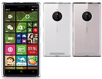 Силиконовый чехол для Nokia Lumia 830 супертонкий 0.3 мм