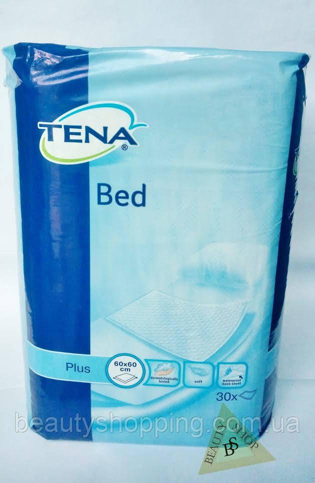 Tena Bed впитывающие пеленки одноразовые 60х60 см 30 штук