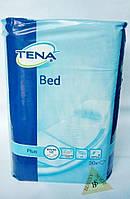 Tena Bed впитывающие пеленки одноразовые 60х60 см 30 штук , фото 1
