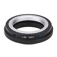 Адаптер переходник Leica L39 M39 - Sony NEX E.