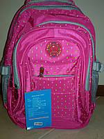 Рюкзак для девочки розовый