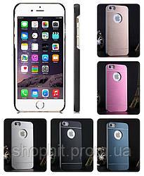 Чехол алюминиевый Motomo для iPhone 6 6S 4.7