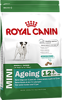 Royal Canin Mini Ageing +12 1,5 кг для маленьких пород старше 12 лет
