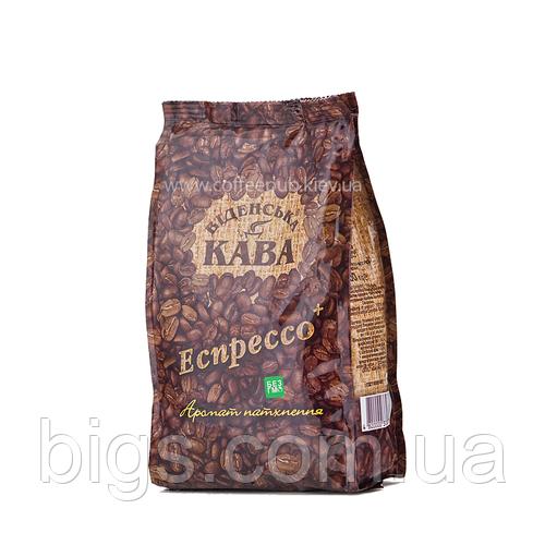 Зерновой Кофе Еспрессо +, 500 г