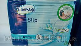 Подгузники Tena Slip Plus L 6 капель 30 штук