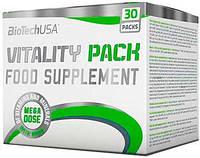 Повышение тестостерона BioTech Vitality Pack (30 packs)