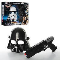 Набор с оружием для мальчика,  в коробке