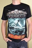 Футболка World Of Tanks ИС-4 WoT размер S