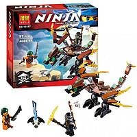 """Конструктор BELA """"Ninjago"""" 97 деталей 10447T"""