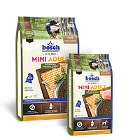 Bosch Mini Adult with Fresh Poultry & Millet (Мини Эдалт Птица Просо), 3 кг