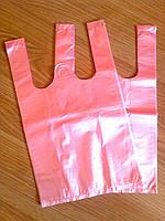 Пакеты майка 22х36 см./100 шт.уп., полиэтиленовые фасовочные купить от производителя Киев