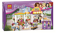 Конструктор  Bela Friends 10494  Супермаркет 318 дет., аналог Лего (LEGO) Friends 41118