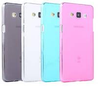 Силиконовый чехол для Samsung Galaxy J1 Ace Duos J110 ultra