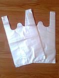 Пакеты майка 22х36 см./100 шт.уп., полиэтиленовые фасовочные купить от производителя Киев, фото 3