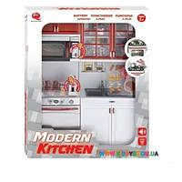 Кукольная кухня Современная -5 Qun Feng Toys 26216