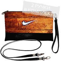 Спортивный клатч с принтом Nike